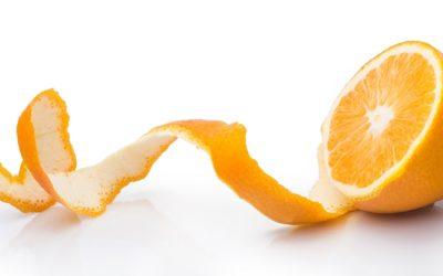 Pelar la naranja